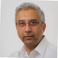 headshot of Mandar Phadke