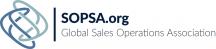 Logo of Global Sales Operations Association