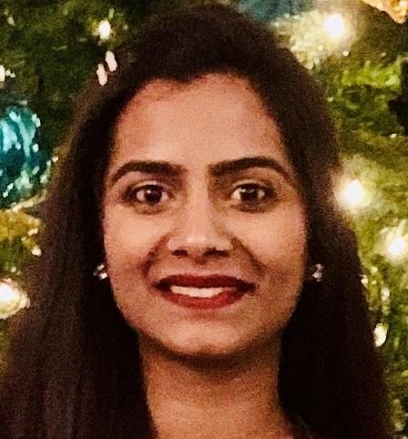 headshot of Jeevantika Lingalwar