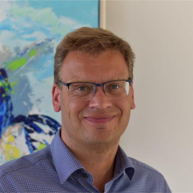 headshot of Preben Møller