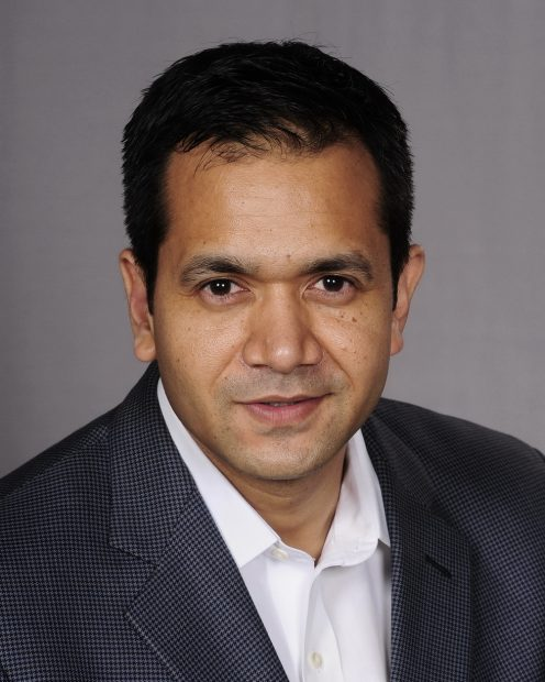 headshot of Ankur Gupta