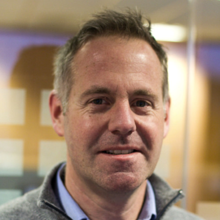 headshot of James Leese