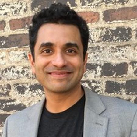 headshot of Nikhil Deshpande