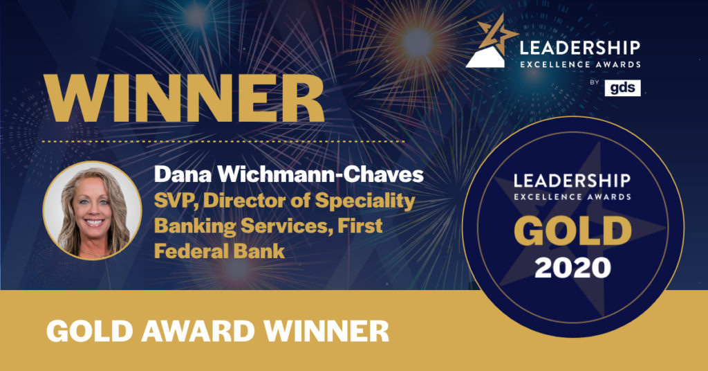 Dana Wichmann Chaves - Banking Leader of the Year 2020