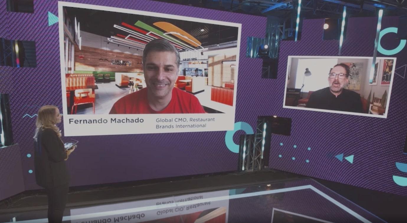 Fernando Machado in the latest GDS Summits - Marketing strategies 2021
