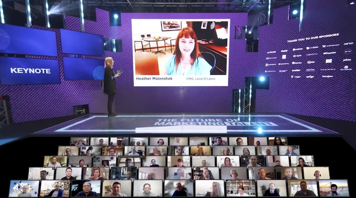 Heather Malenshek in the latest GDS Summits - Marketing strategies 2021