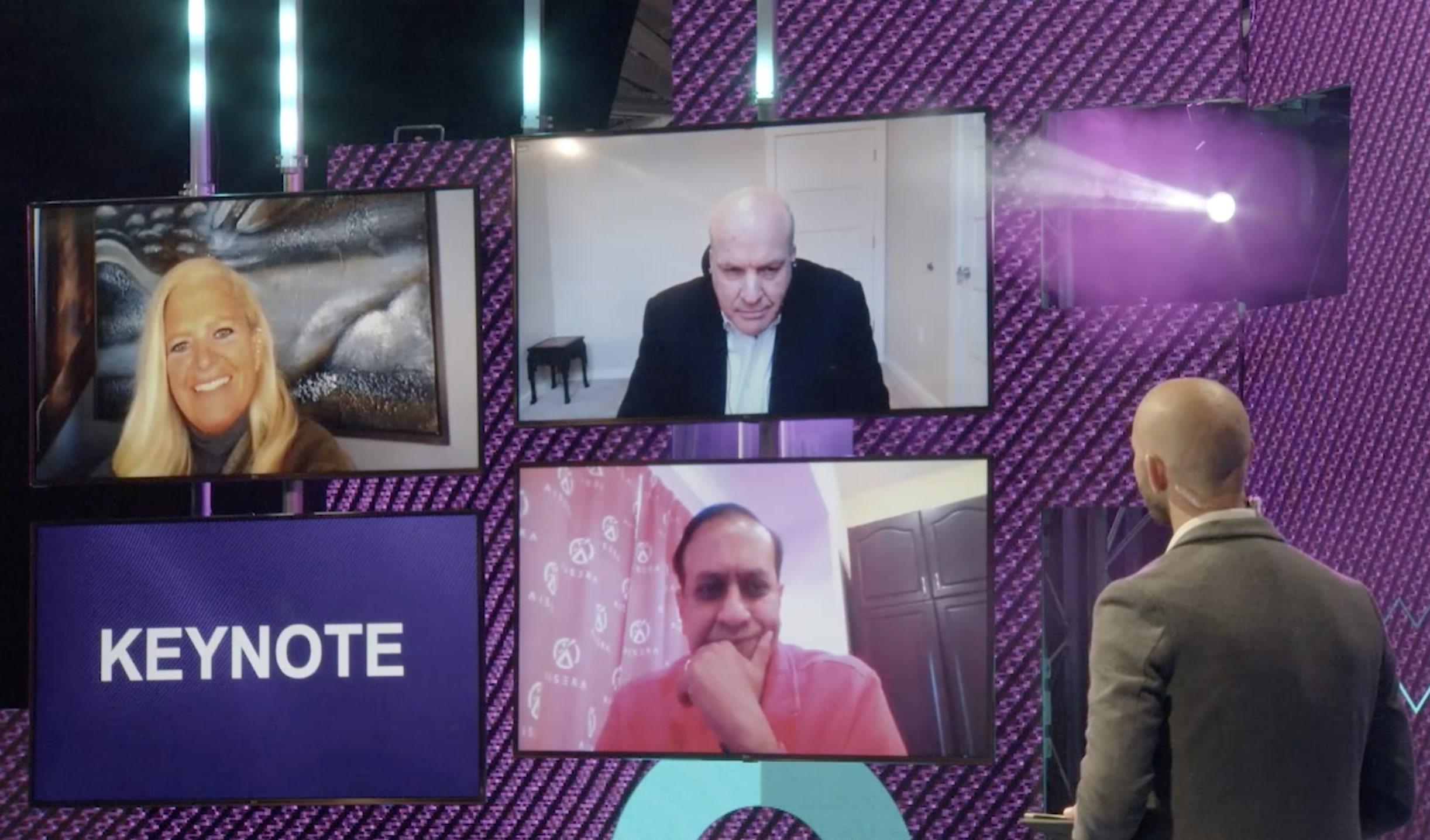 Dara Meath, Conair, Pete Gibson, Friendly's, Muddu Sudhaka, Aisera - The Customer and the role of the CIO
