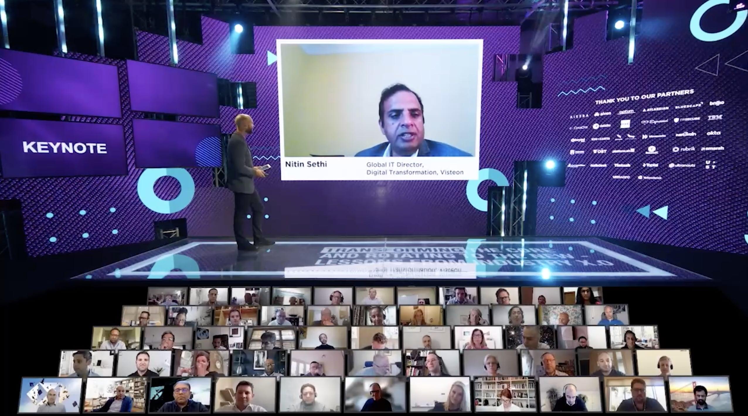 Nithin Sethi, Visteon - The Customer and the role of the CIO